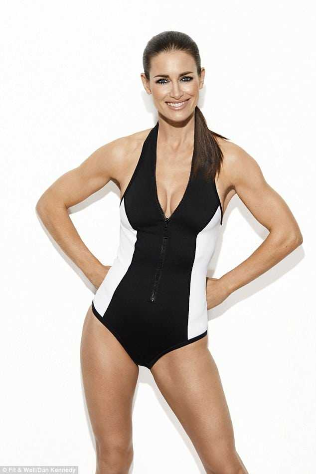 Kirsty Gallacher hot lingerie pictures