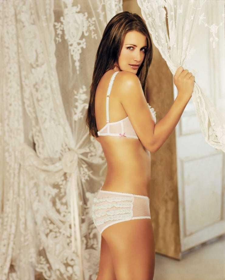 Kirsty Gallacher sexy butt pics