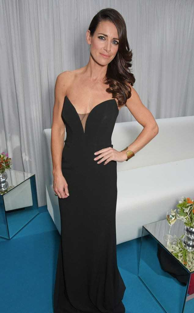 Kirsty Gallacher sexy cleavage pictures (2)
