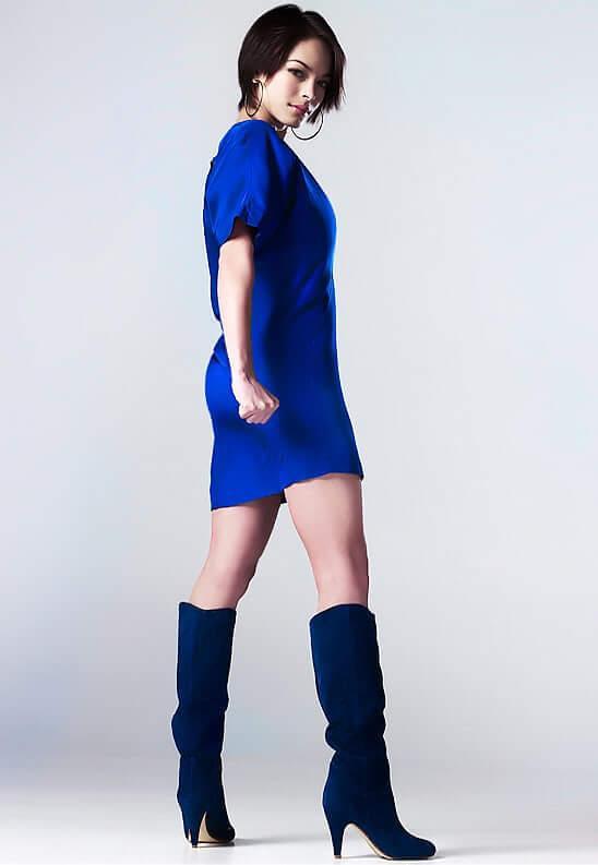 Kristin Kreuk booty pics