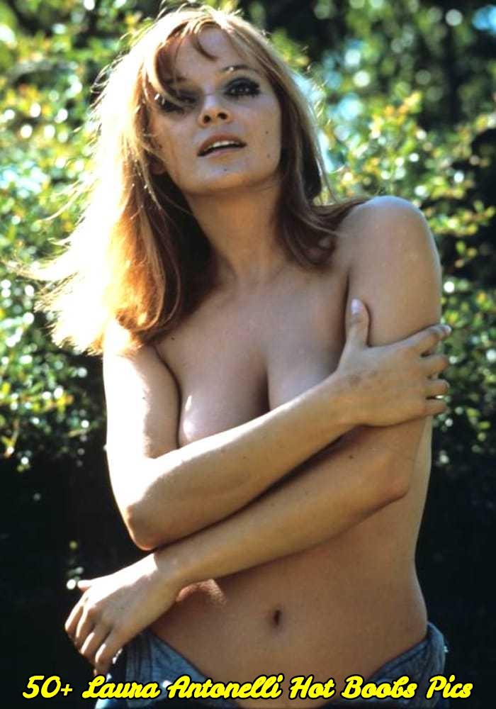 Laura Antonelli hot boobs pics
