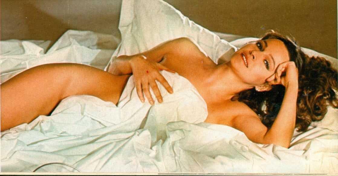Laura Antonelli near nude pics