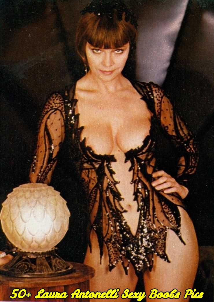 Laura Antonelli sexy boobs pics
