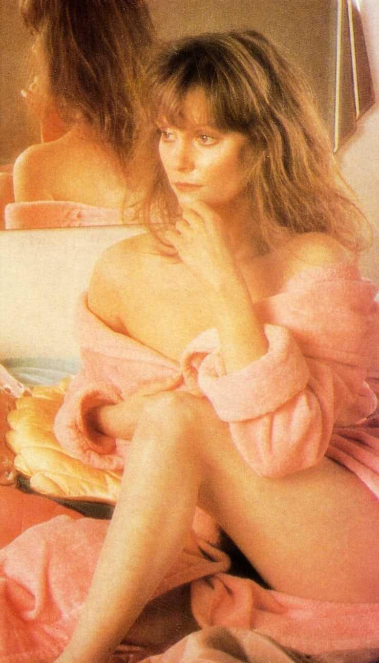 Lesley Ann Warren near nude pics