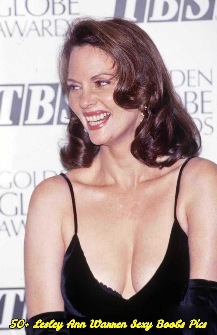 Lesley Ann Warren sexy boobs pics