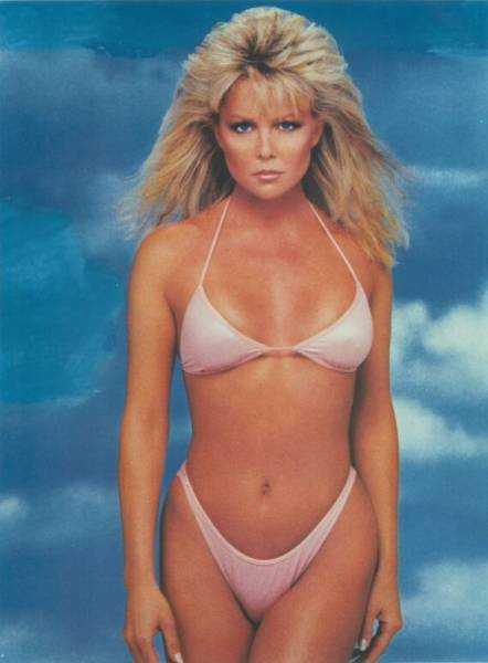 Lisa Hartman Black hot bikini pics