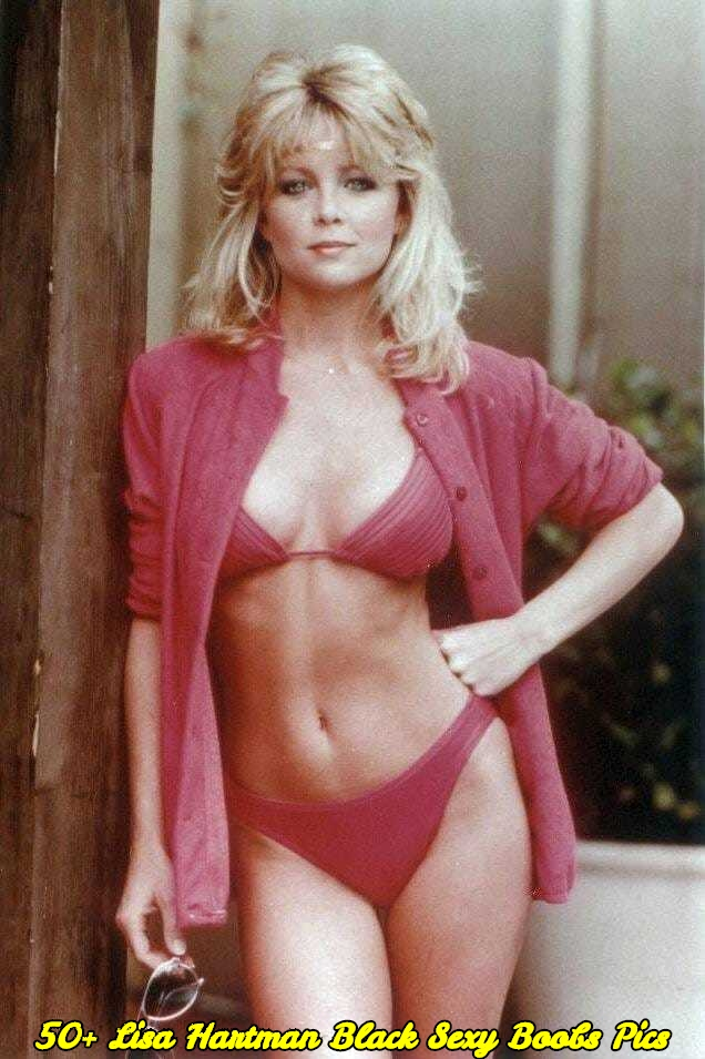 Lisa Hartman Black sexy boobs pics