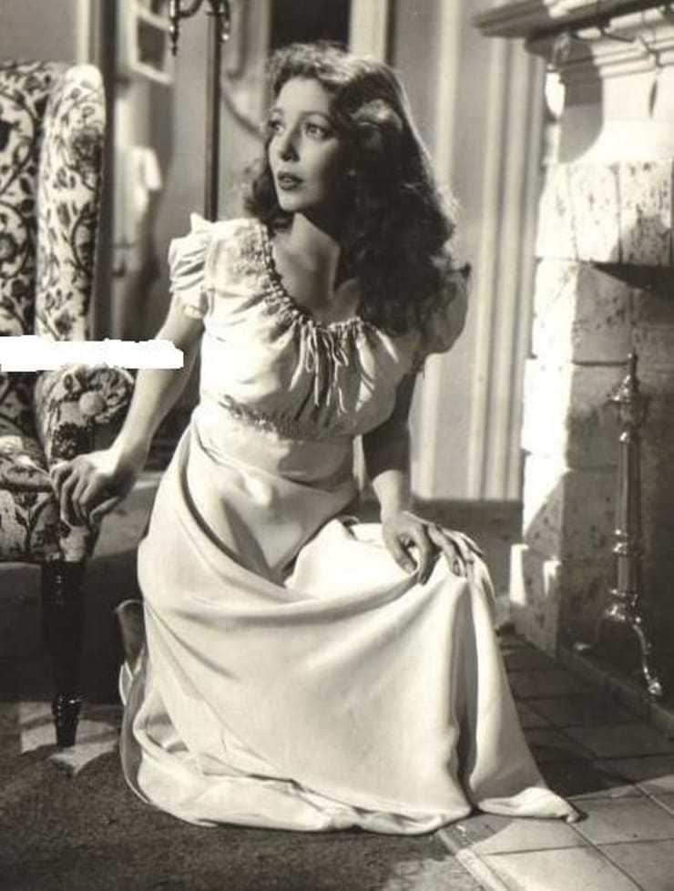 Loretta Young amazing pictures