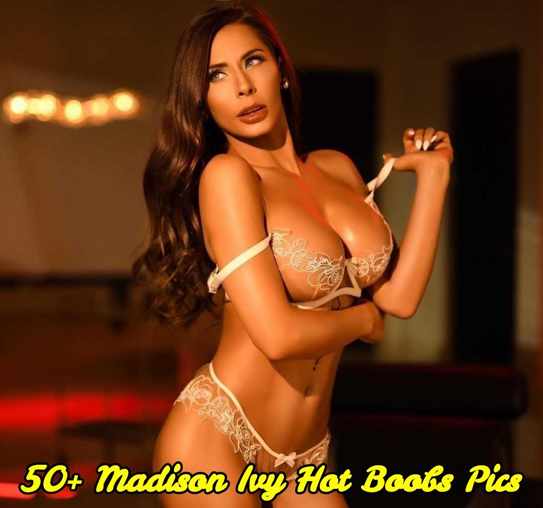 Madison Ivy hot boobs pics
