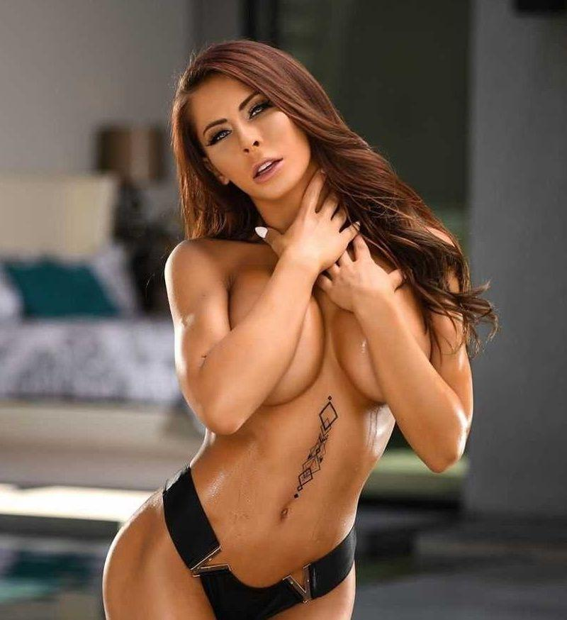 Madison Ivy nipples pics