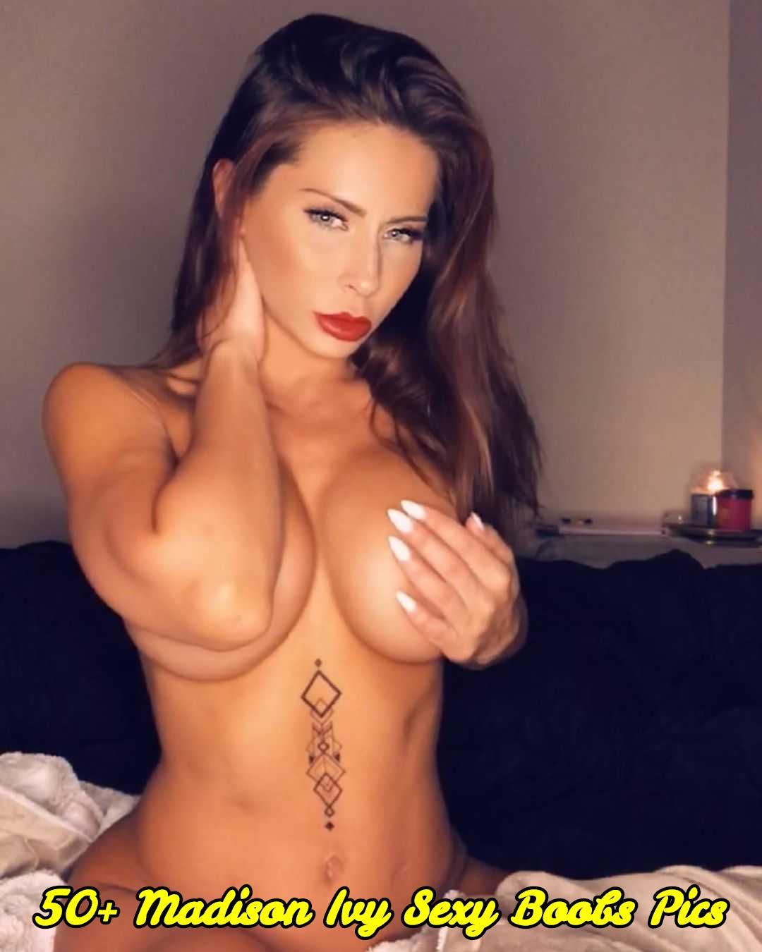 Madison Ivy sexy boobs pics