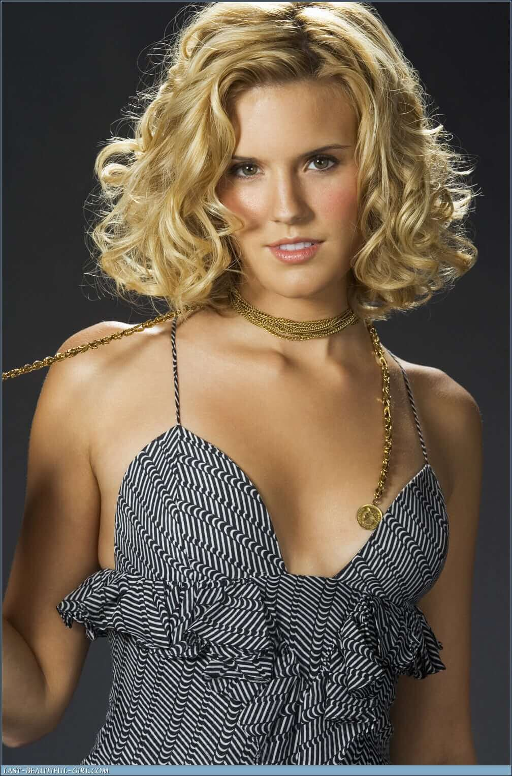 Maggie Grace boobs pictures