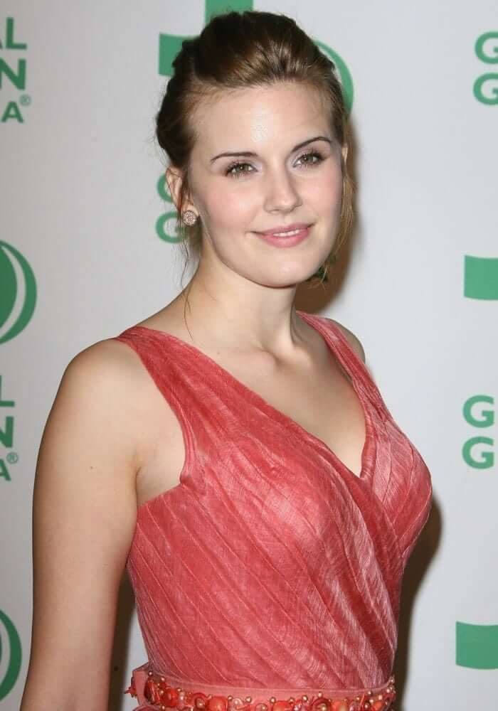 Maggie Grace sexy look pictures