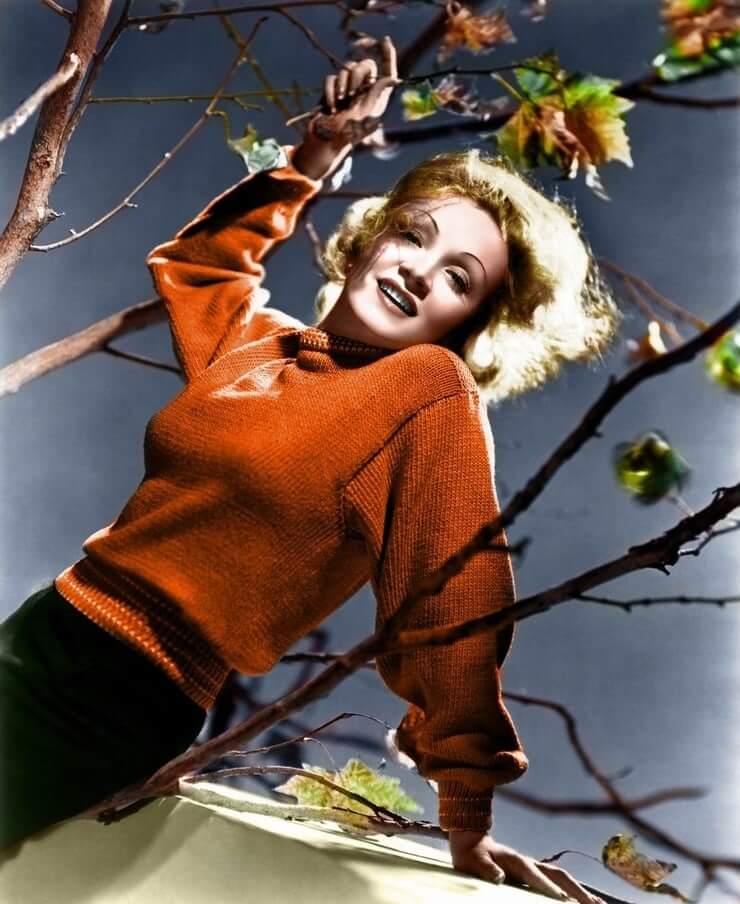 Marlene Dietrich hot pics