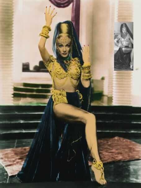 Marlene Dietrich sexy pics