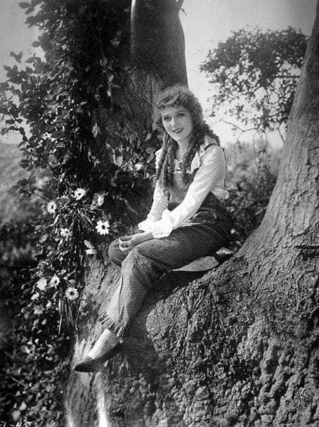 Mary Pickford hot picture