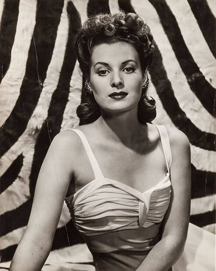 Maureen O'Hara amazing pictures