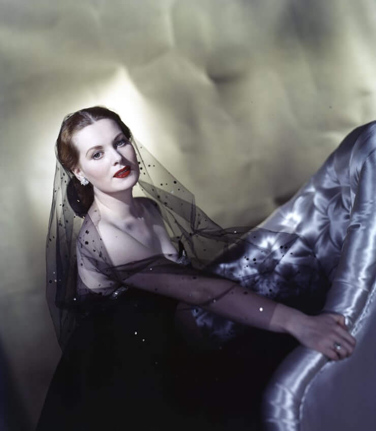 Maureen O'Hara sexy pics