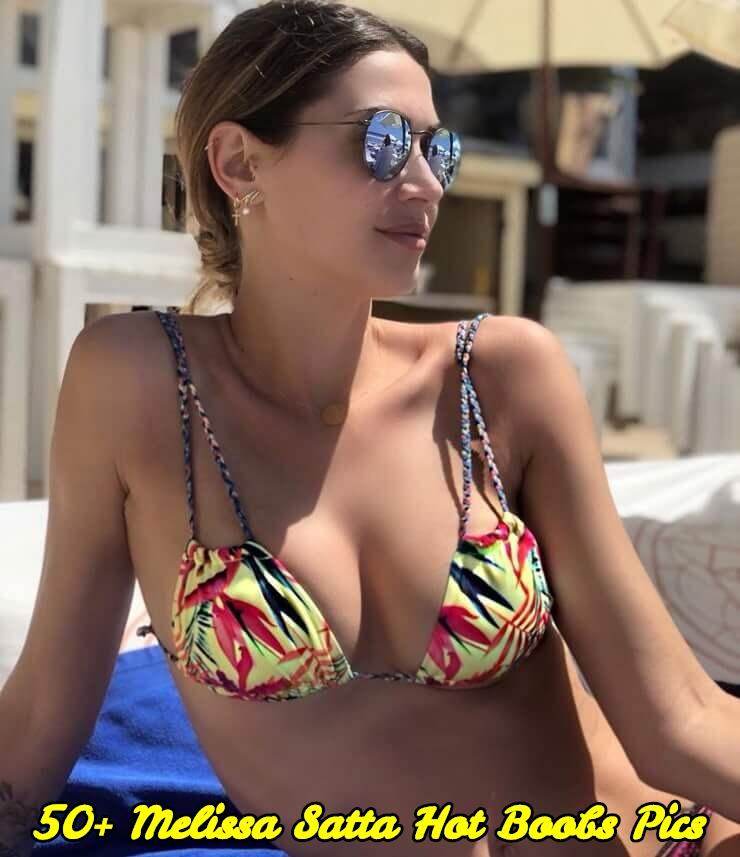 Melissa Satta hot boobs pics