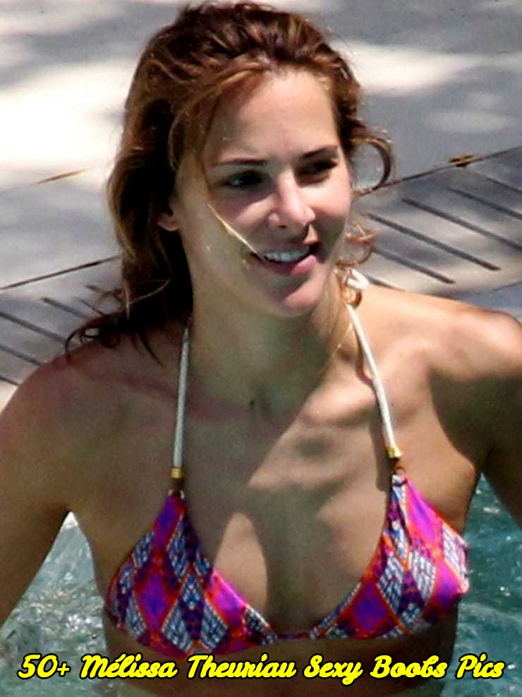 Mélissa Theuriau sexy boobs pics