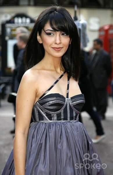 Nazanin Boniadi big boobs pics (2)