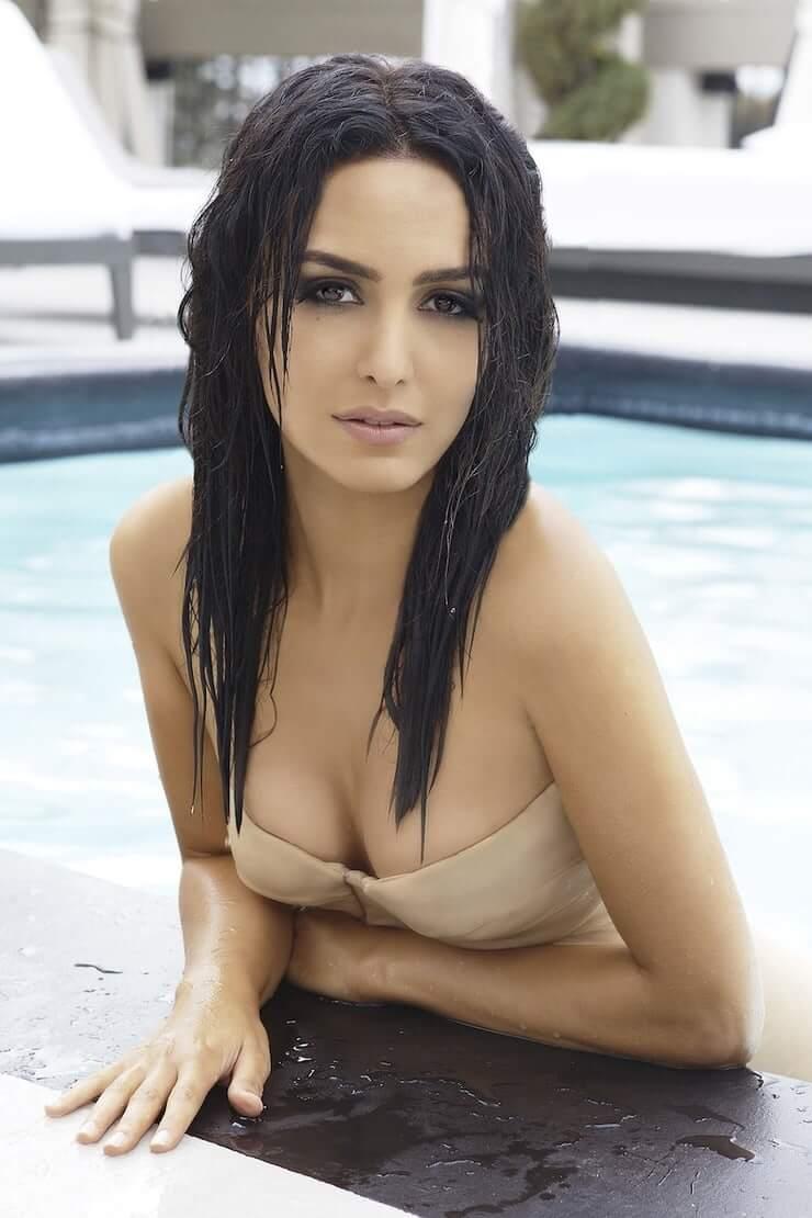 Nazanin Boniadi big boobs pics