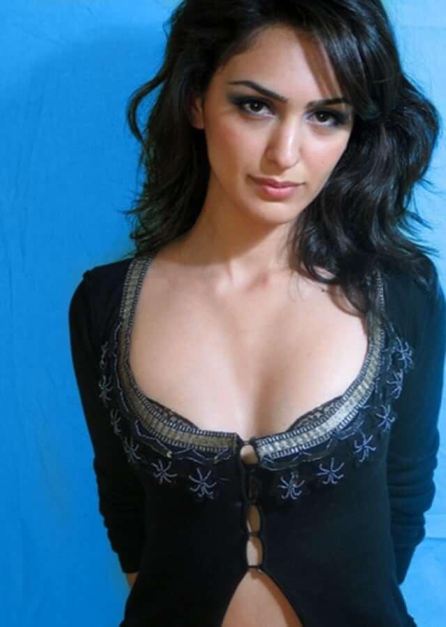 Nazanin Boniadi topless pics