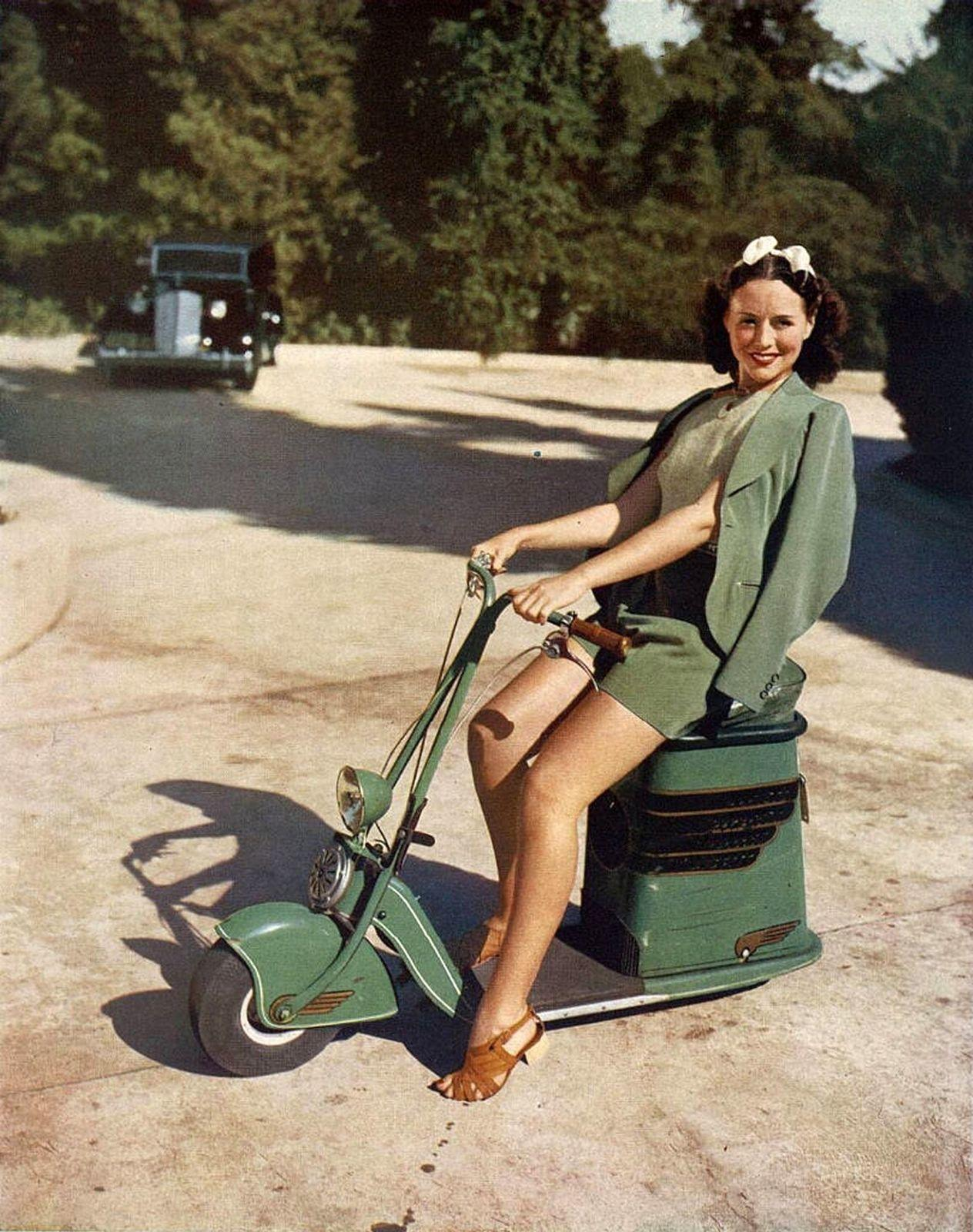 Paulette Goddard amazing pics
