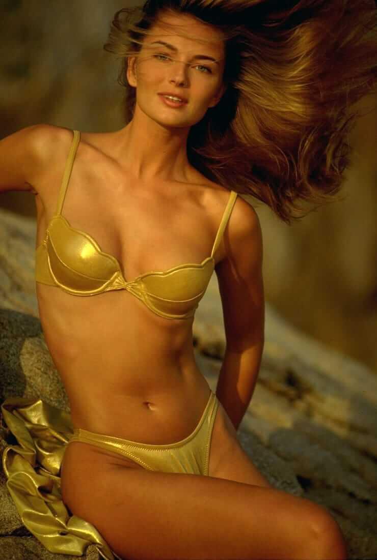 Paulina Porizkova bikini pics