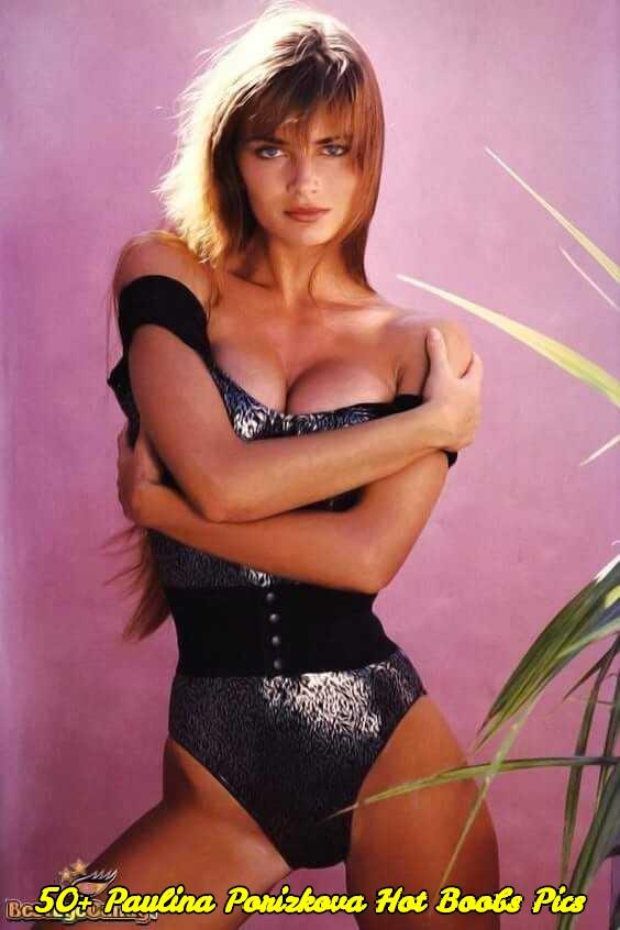 Paulina Porizkova hot boobs pics