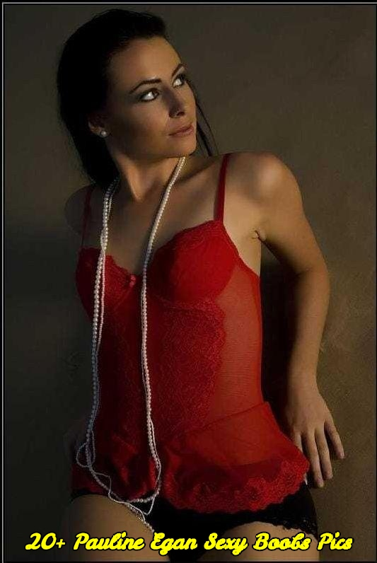 Pauline Egan sexy boobs pics