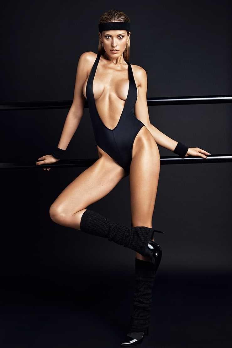 Petra Nemcova hot lingerie pics