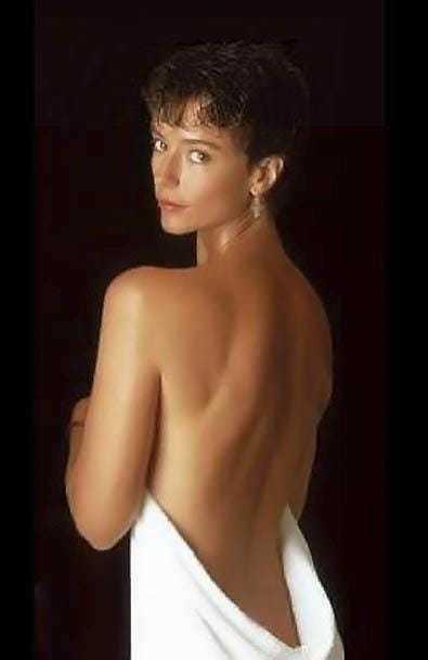 Rachel Ward sexy back pics
