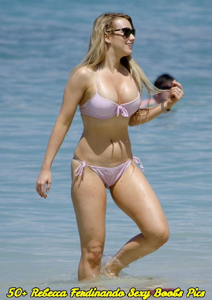 Rebecca Ferdinando sexy boobs pics