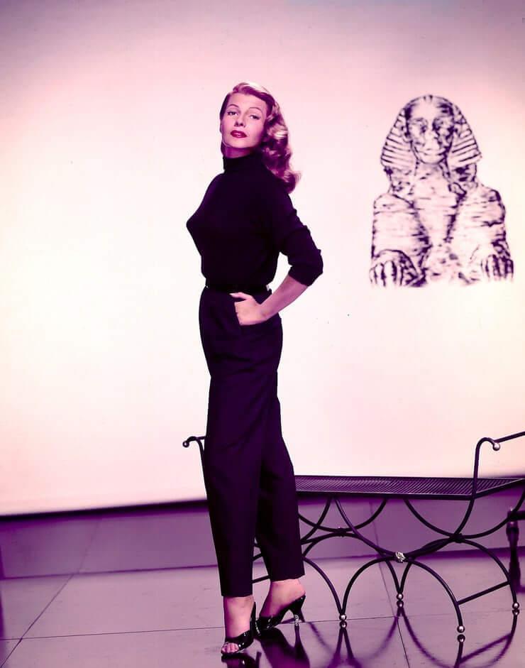 Rita Hayworth amazing pics