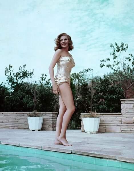 Rita Hayworth ass pictures