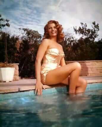 Rita Hayworth beautiful pics