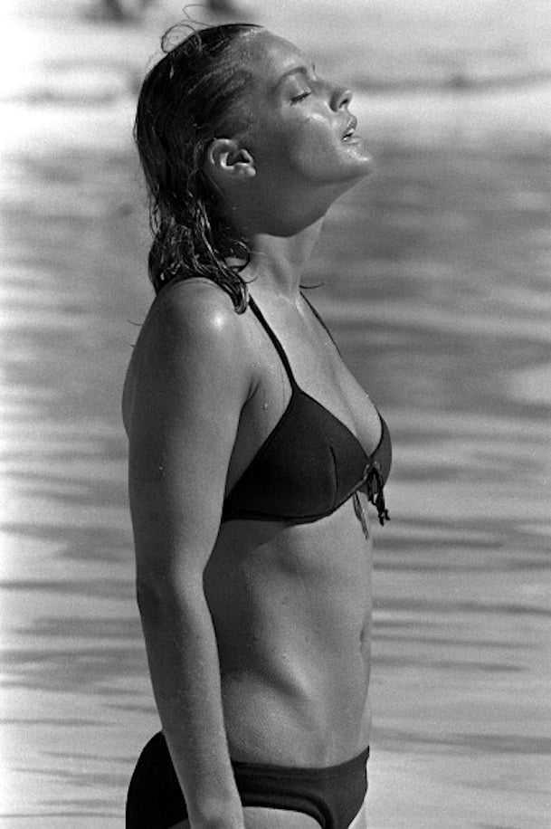 Romy Schneider hot bikini pics