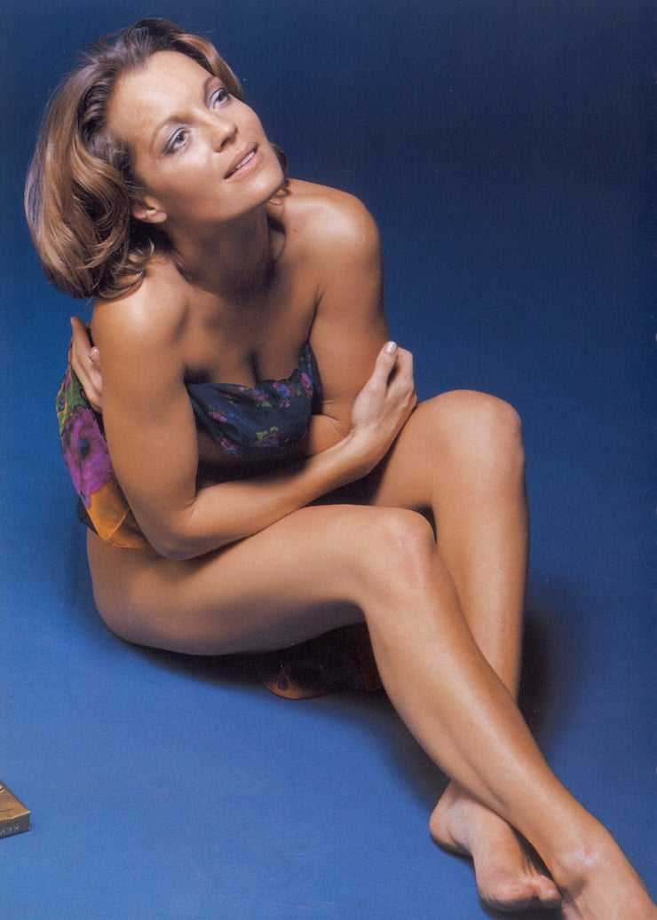 Romy Schneider naked pics