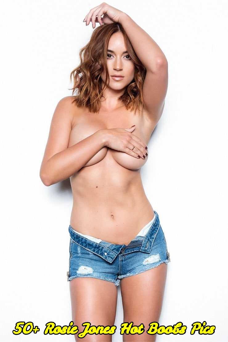 Rosie Jones hot boobs pics