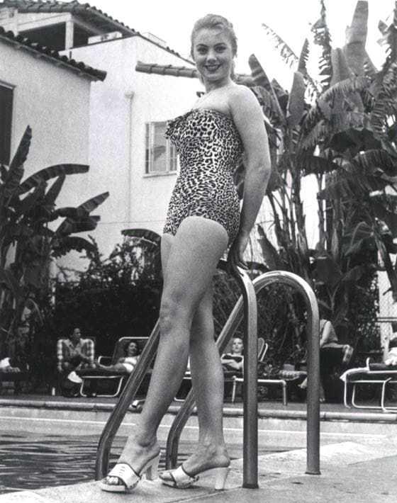 Shirley Jones hot bikini pics