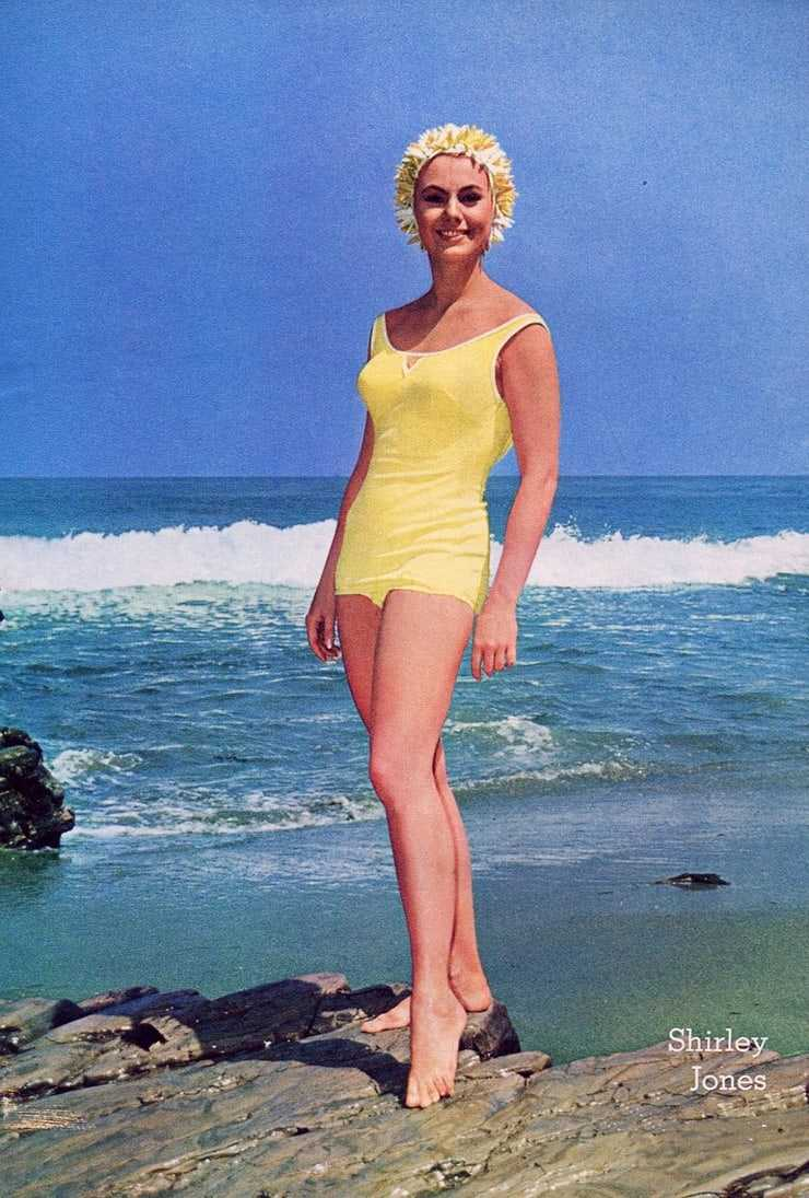 Shirley Jones lingerie pics