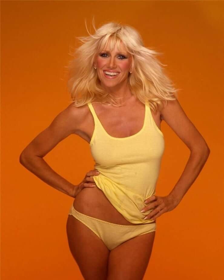 Suzanne Somers hot pics