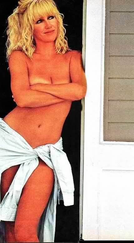 Suzanne Somers naked pics