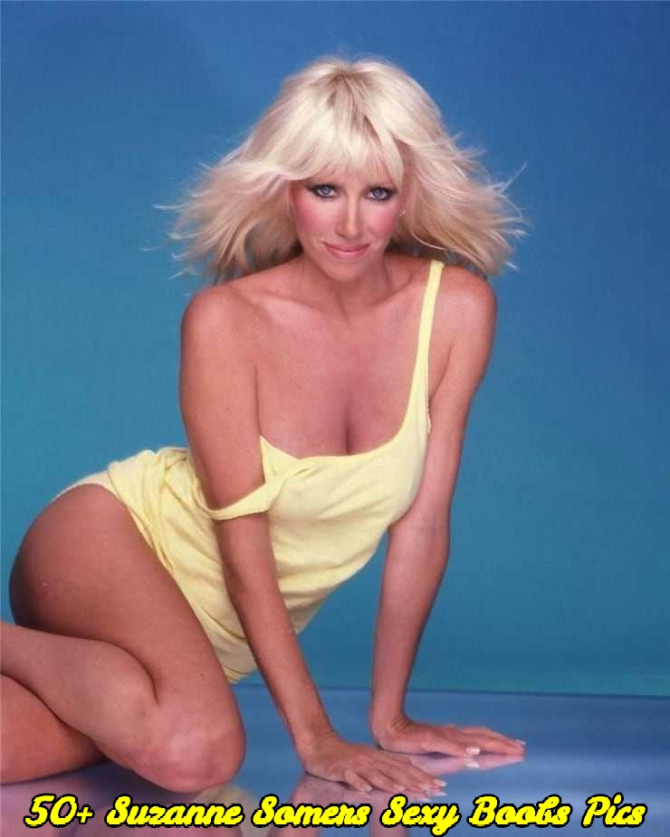 Suzanne Somers sexy boobs pics