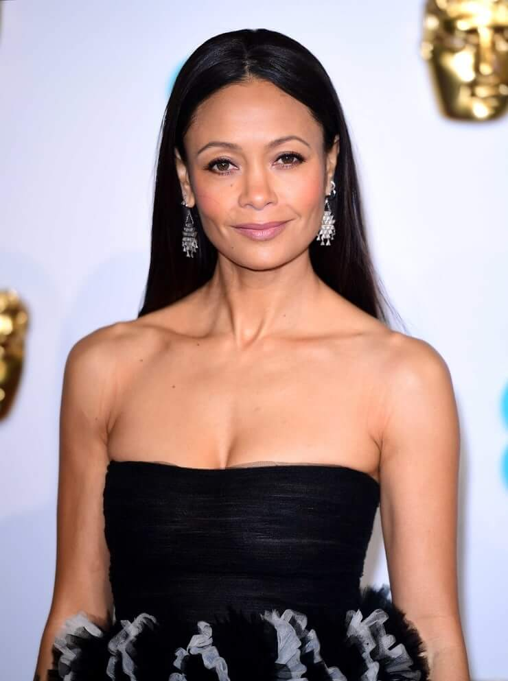 Thandie Newton amazing boobs pics
