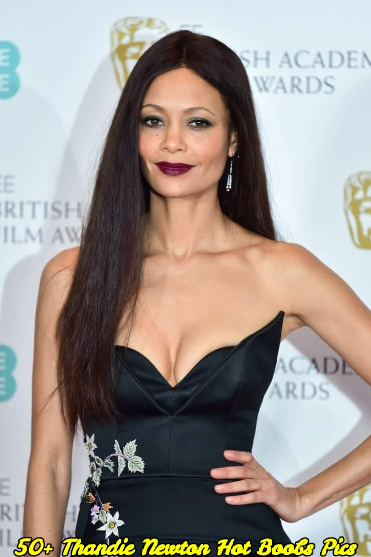 Thandie Newton hot boobs pics