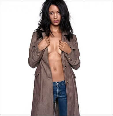 Thandie Newton hot look pics
