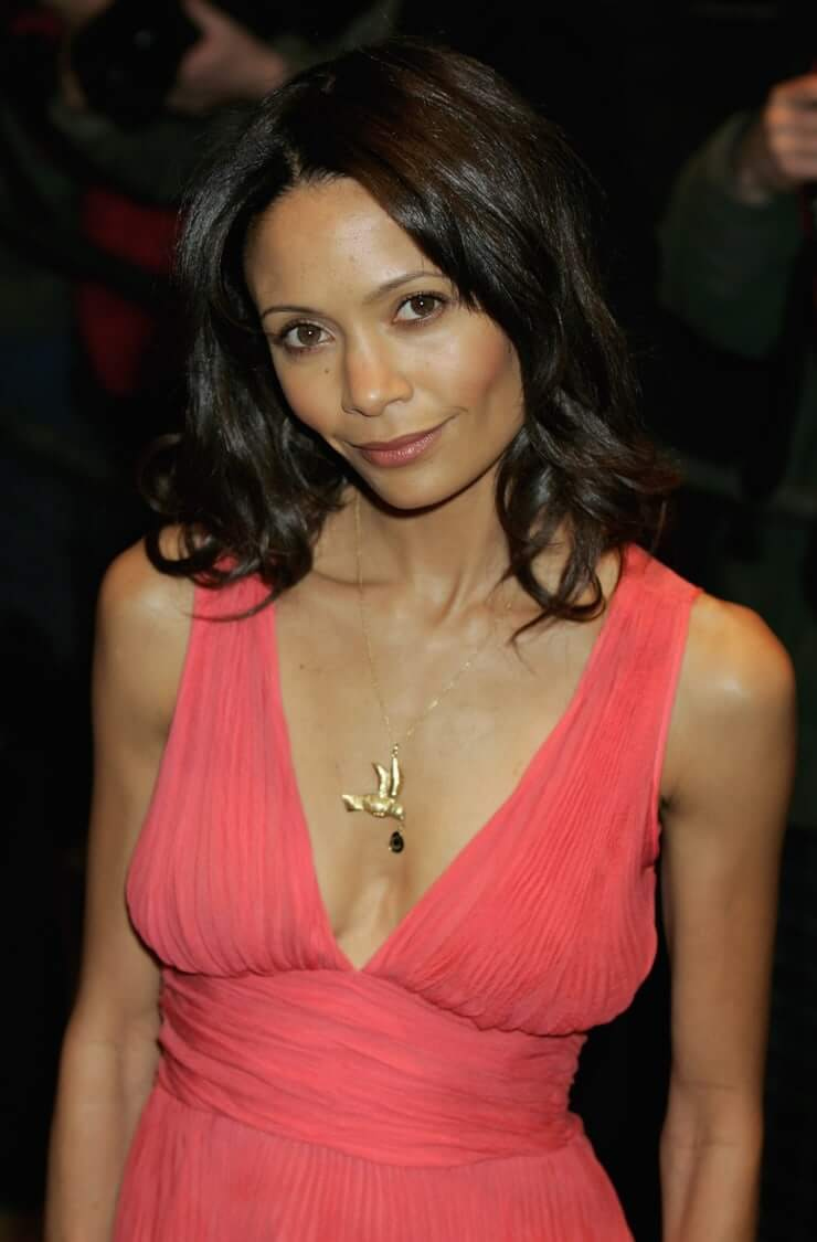 Thandie Newton hot tits pics