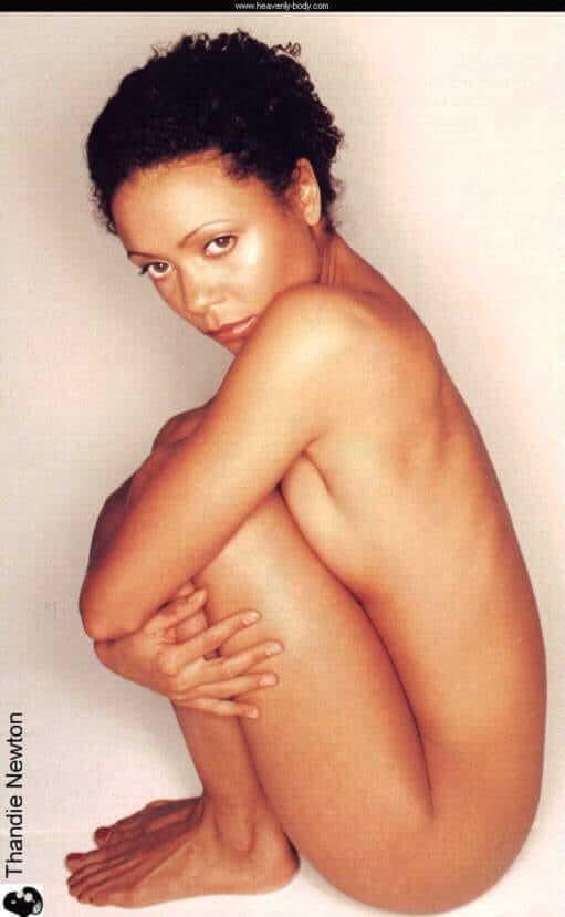 Thandie Newton naked pics